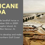 Image for the Tweet beginning: 🌀10 Years Ago - Hurricane