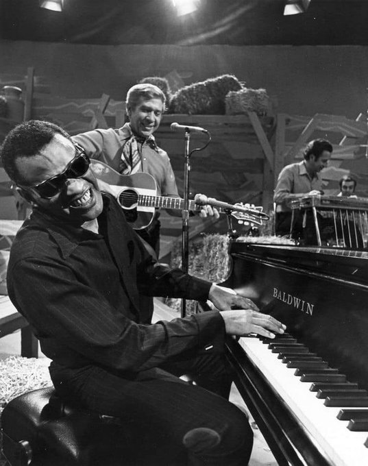 Happy birthday,Ray Charles! R.I.P.