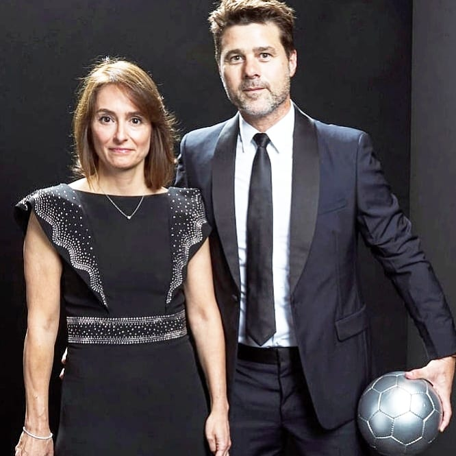 Maritza Ortiz On Twitter Pochettino And His Wife Karina At The Thebest Fifafootballawards Coys Mauricopochettino Pochettino Poch Spurs Tottenham Thfc Https T Co 4sxd9x8nr0