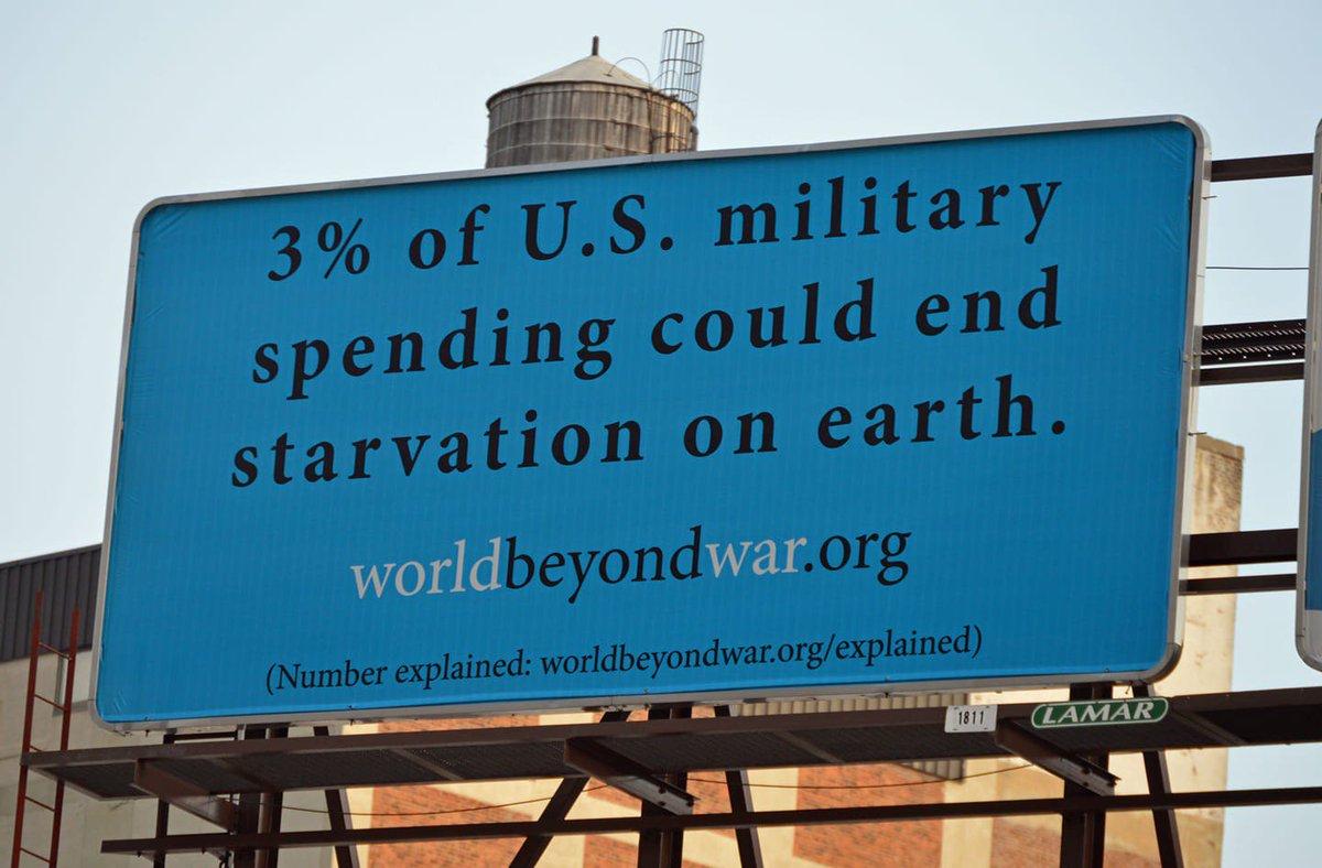 A billboard in Ireland:
