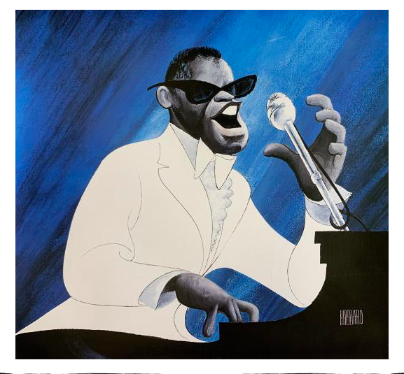 Happy birthday, Ray Charles!