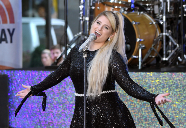Hear Meghan Trainor cover #Friends theme song I'll Be There For You rol.st/2AQlsAB