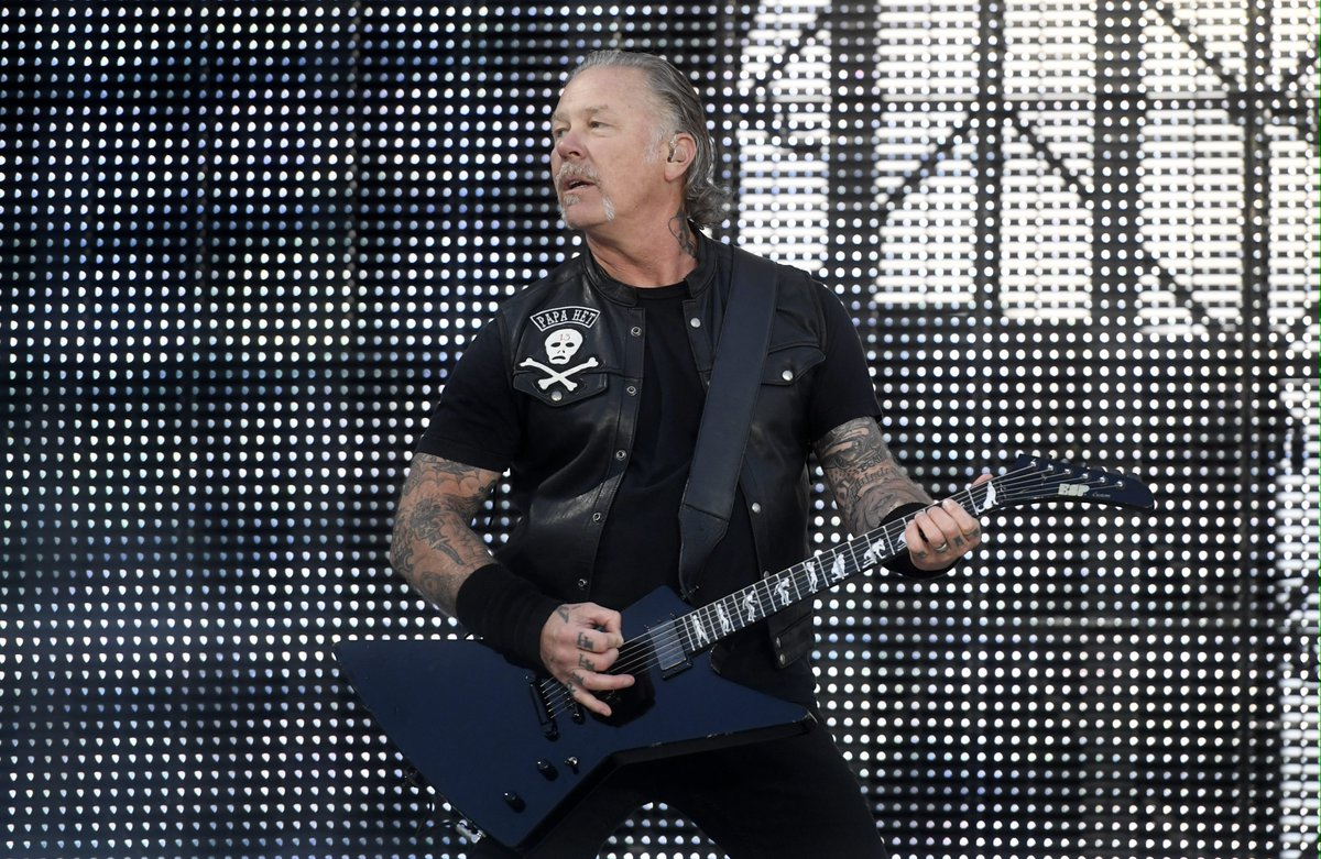 Metallica announced their 2020 benefit concert and auction for charitable foundation All Within My Hands rol.st/2mb5a0V