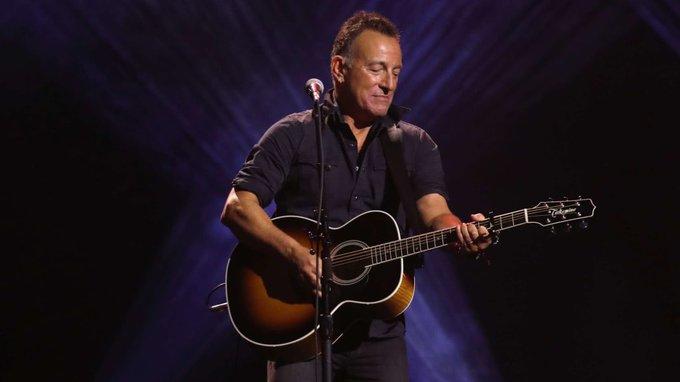 Hoy llegando a los 70 años uno de los grandes iconos del rock, Bruce Springsteen.  Happy birthday
