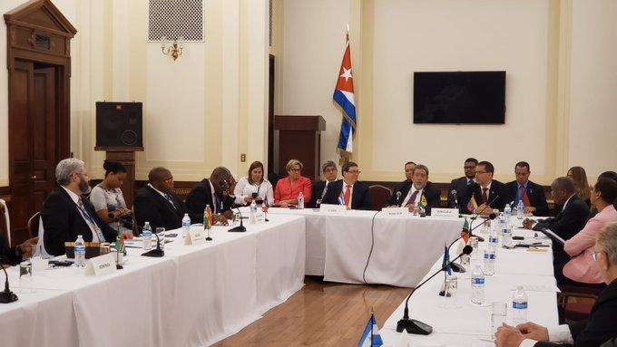 Consejo Político del ALBA-TCP condena ataques contra Cuba y Venezuela