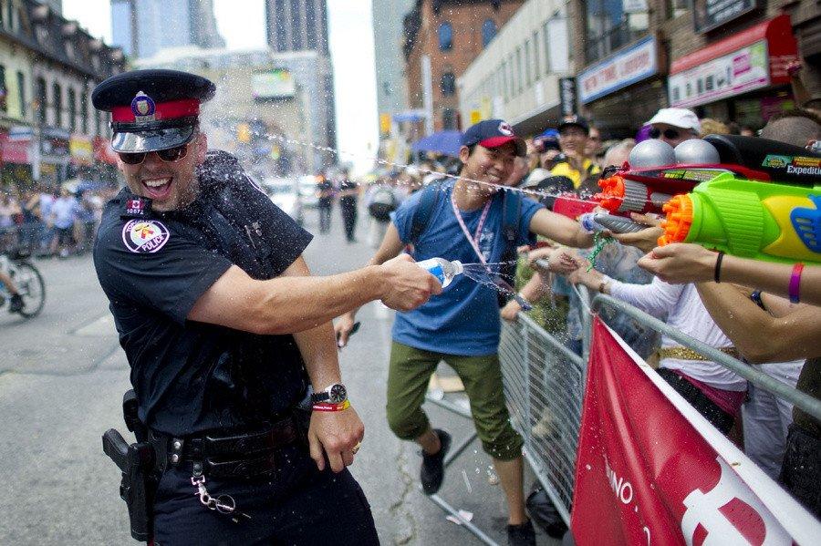 Мужу при, смешная картинка с полицейским