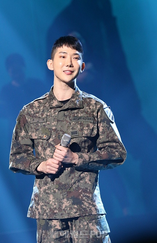 Image result for jo kwon military