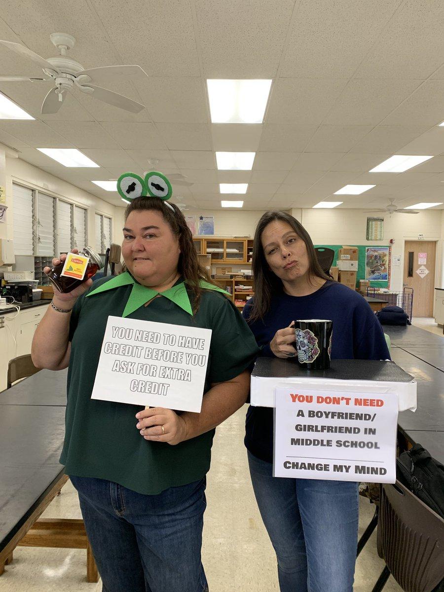 🤩Meme/Vine Day🤩 for Keaau Middle School Spirit Week 2019