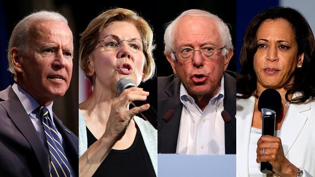DNC raises qualifying thresholds for fifth presidential debate hill.cm/QzJT7K1