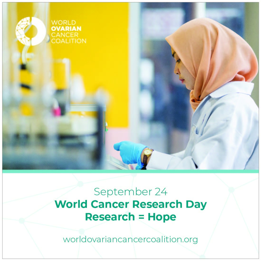 World Ovarian Cancer Coalition On Twitter Today Is World Cancer Research Day We Believe Research Will Make A Difference In The Lives Of Women Diagnosed With Ovarian Cancer Thank You To All