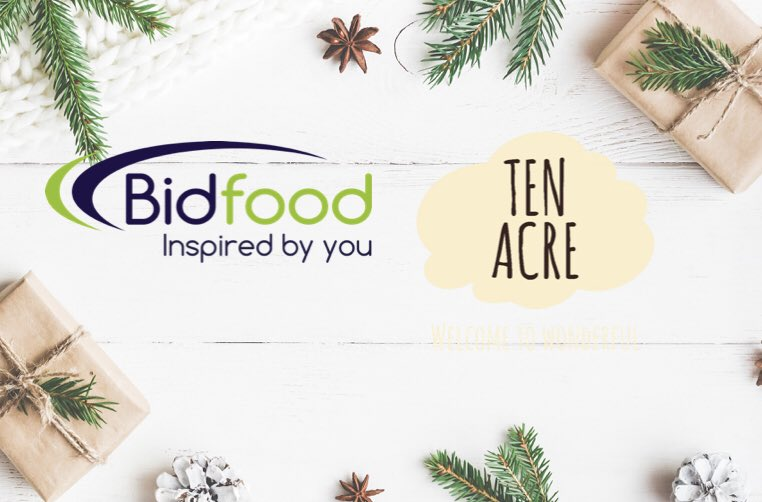 We are @bidfooduk Winter Festival today, 92 days until Christmas 🎄