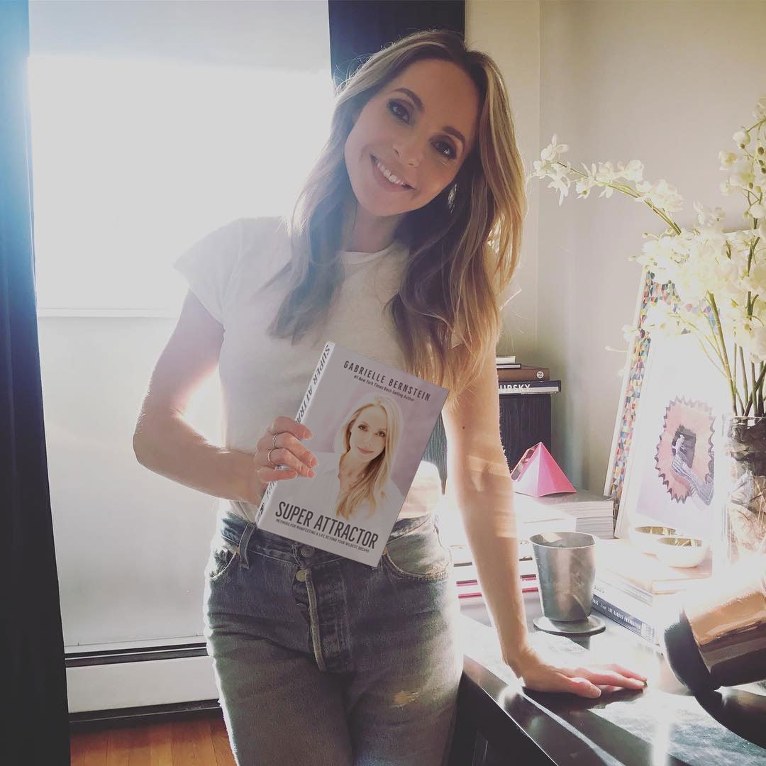 SUPER ATTRACTOR IS OUT NOW!!!Order your book + claim your free Manifesting Jumpstart Workshop 👉http://go.gabbybernstein.com/super_attractorGet psyched to manifest a life beyond your wildest dreams! 💖#SuperAttractor