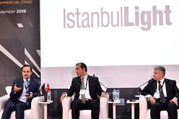 Aydınlatmada Enerji Verimliliği, İstanbulLight Fuarı'nda masaya yatırıldı