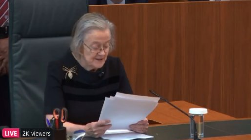 Meet Lady Hale: U.K. Supreme Court President and Brooch Queen