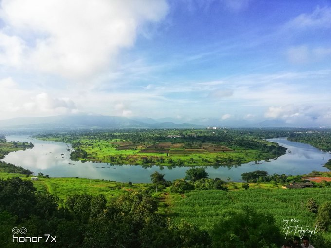 Necklace point, Bhor