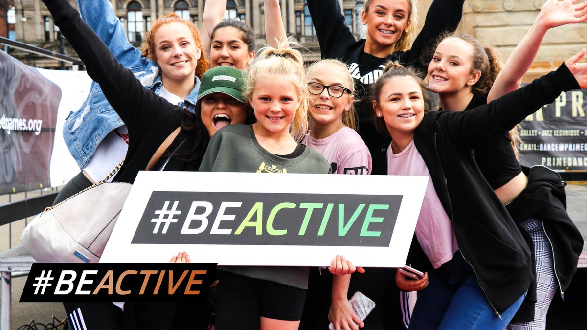 Visit Cardiff on Twitter: #BeActive this Saturday and join us at Roald Dahl Plass, @VisitCardiffBay for a fun day of free sports activities to celebrate European Week of Sport 2019.