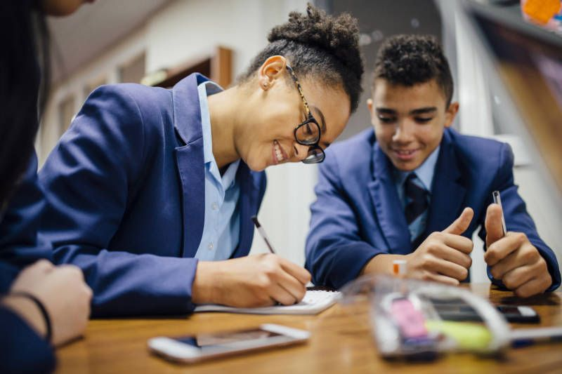 How Collaboration Unlocks Learning and Lessens Student Isolation buff.ly/2miET0G