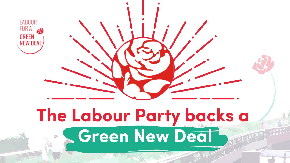 Image result for labour green new deal