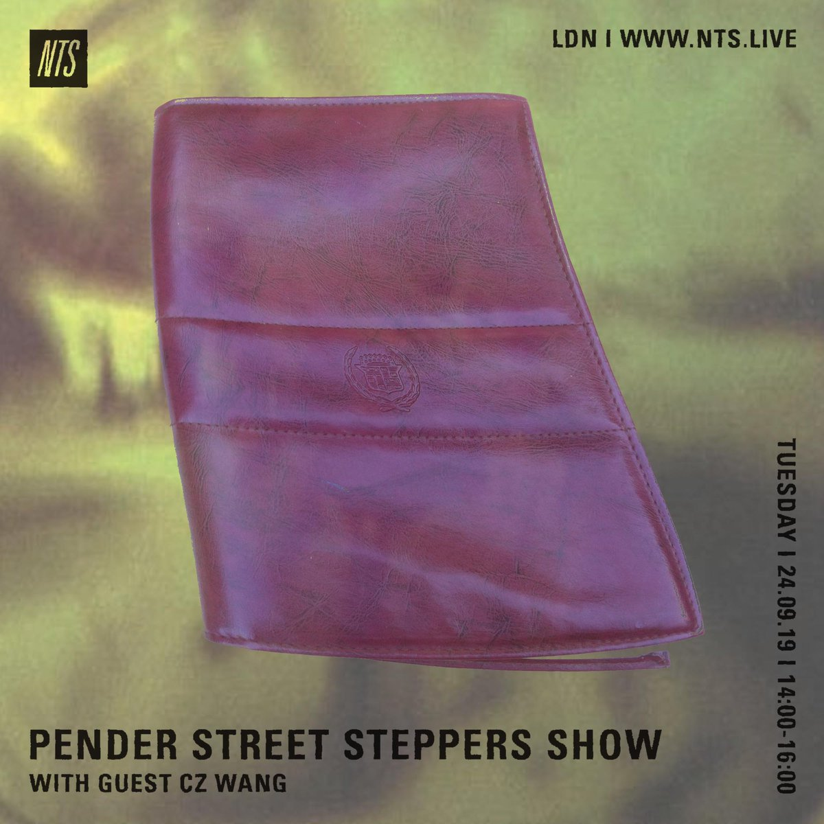 Jungle, hip hop & more on the latest Pender Street Steppers excursion, this month with CZ Wang: nts.live/2