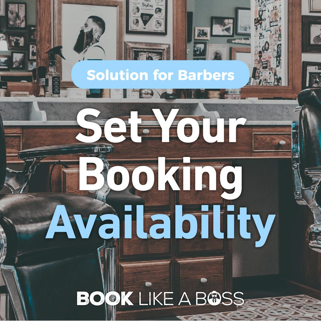 Spend less time on the phone taking bookings, more time with your awesome clients.  Appointment Scheduling Solution for Barber Shops  Set your availability, list the services you offer, connect a payment gateway and BOOM  watch those bookings come in.  #grooming #menshave pic.twitter.com/Z406vvpNss