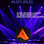 Image for the Tweet beginning: @ALQOCOIN  has relisted on
