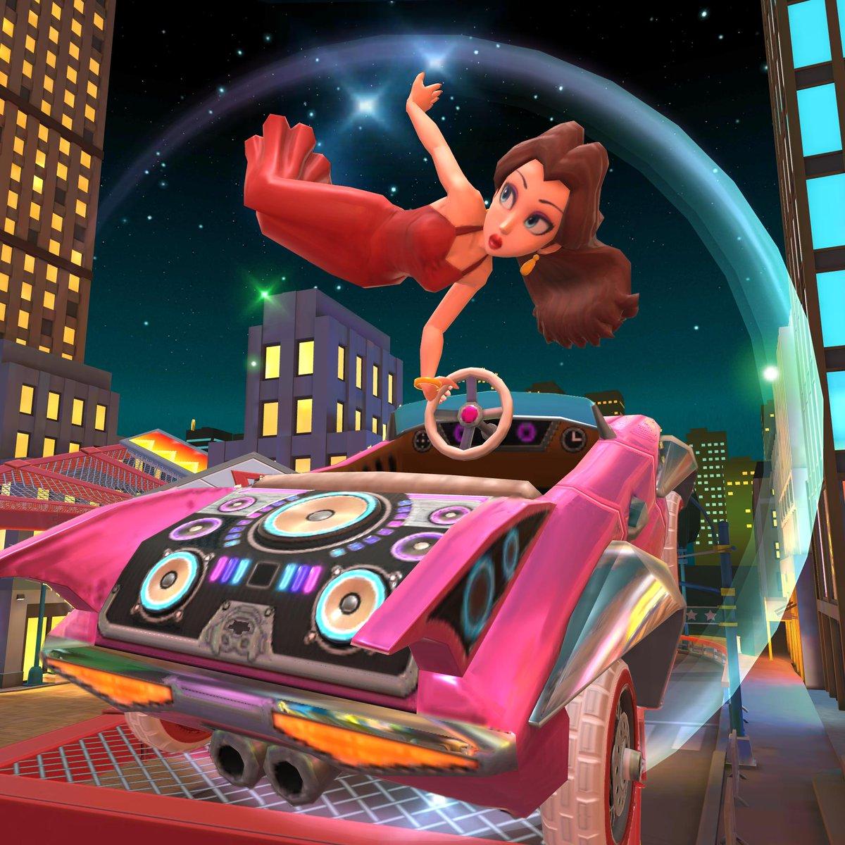 Mario Kart Tour On Twitter Singing Sensation Pauline From