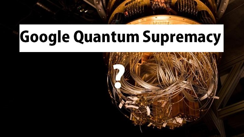 Google might have achieved Quantum Computing Supremacy by performing a task in just 200 seconds which would rather take 10,000 years.Read More : https://blog.electroica.com/google-quantum-computer-supremacy/…#supercomputer #quantumcomputer #google #latestnews #technology #breakthrough