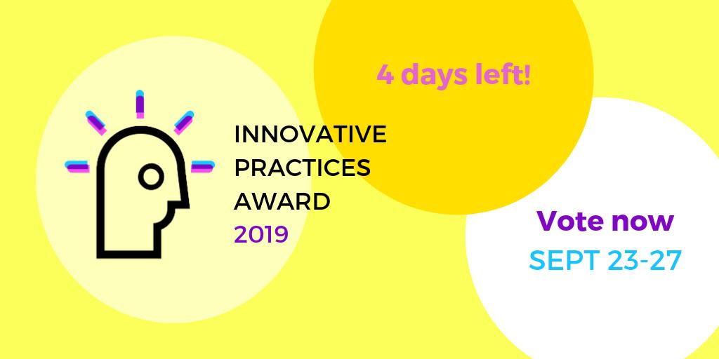 Our #Hispanic Centers have financially empowered the lives of thousands. Upvote us for the #Innovative Practices Award!