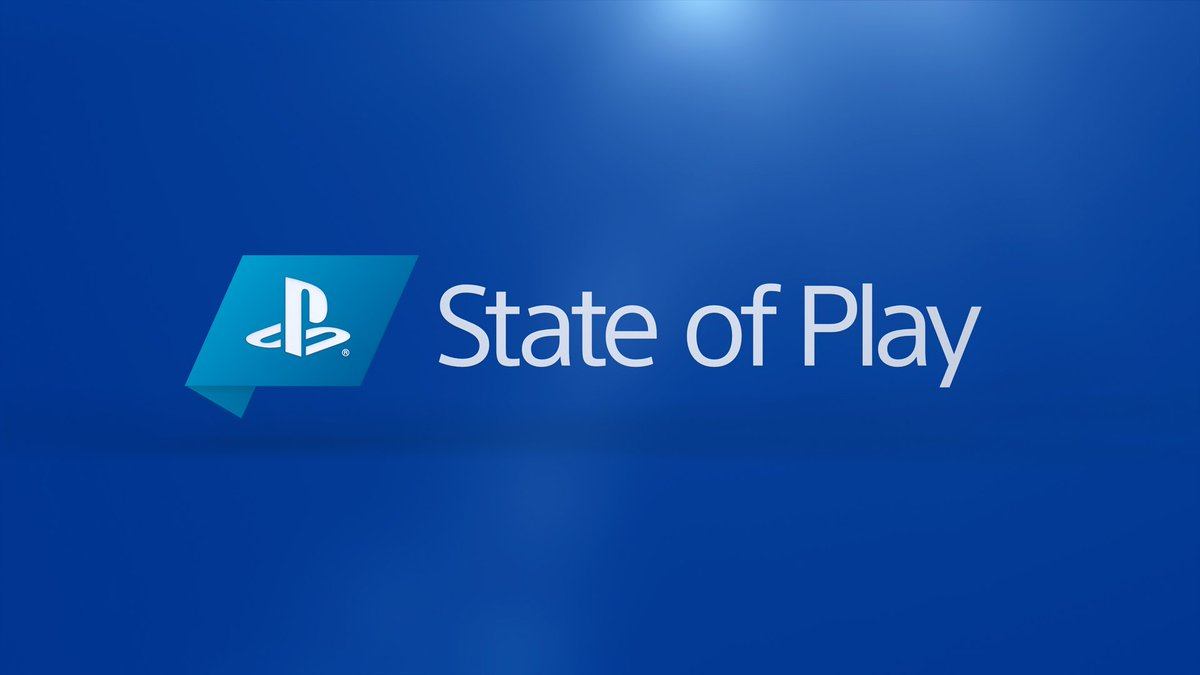 Get ready for State of Play. The show begins today at 1pm PT: play.st/2LDTG0b
