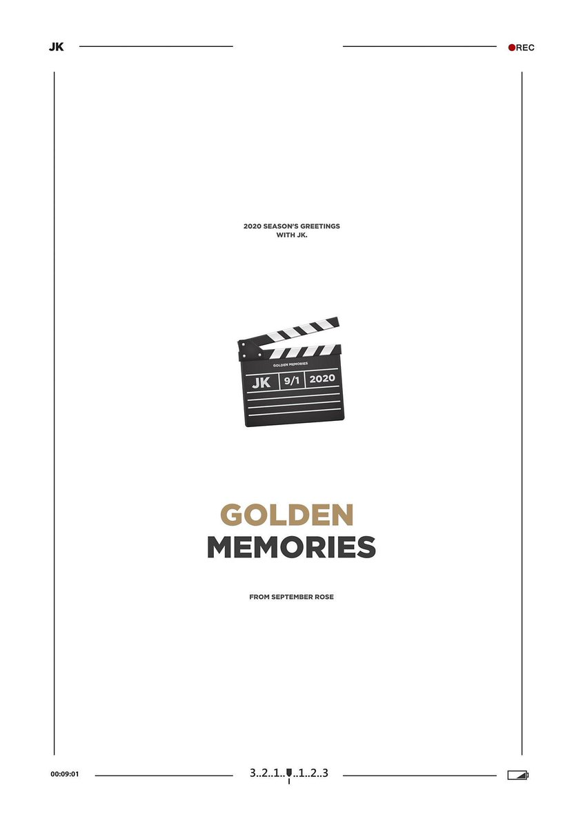 [PH GO] Help RT pls 🙏 #BTS #JK Golden Memories Seasons Greetings by @SeptemberRoseJK 🎬Details and Price on form 🎬Ends: Oct 16 Form: bit.ly/2kwpkSA