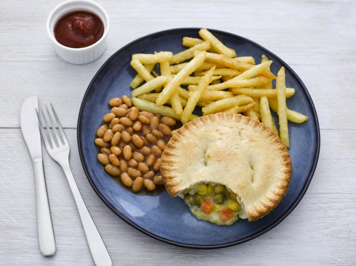 Have you tried our new Cheese and Veg pie yet? Comment below to let us know what you think!