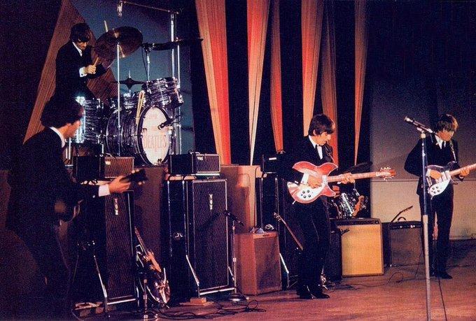 The #Beatles via @allmccartneypod