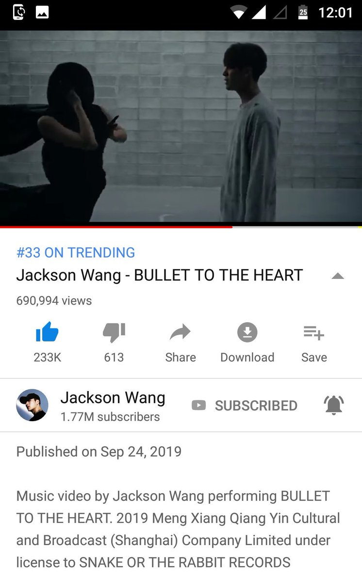 Any Canada aghajackys here!!! Let's stream , it's not blocked here   @JacksonWang852 #BULLETTOTHEHEART #JacksonWangBulletToTheHeart #JacksonWang1stAlbum<br>http://pic.twitter.com/sXmiT7LuWP