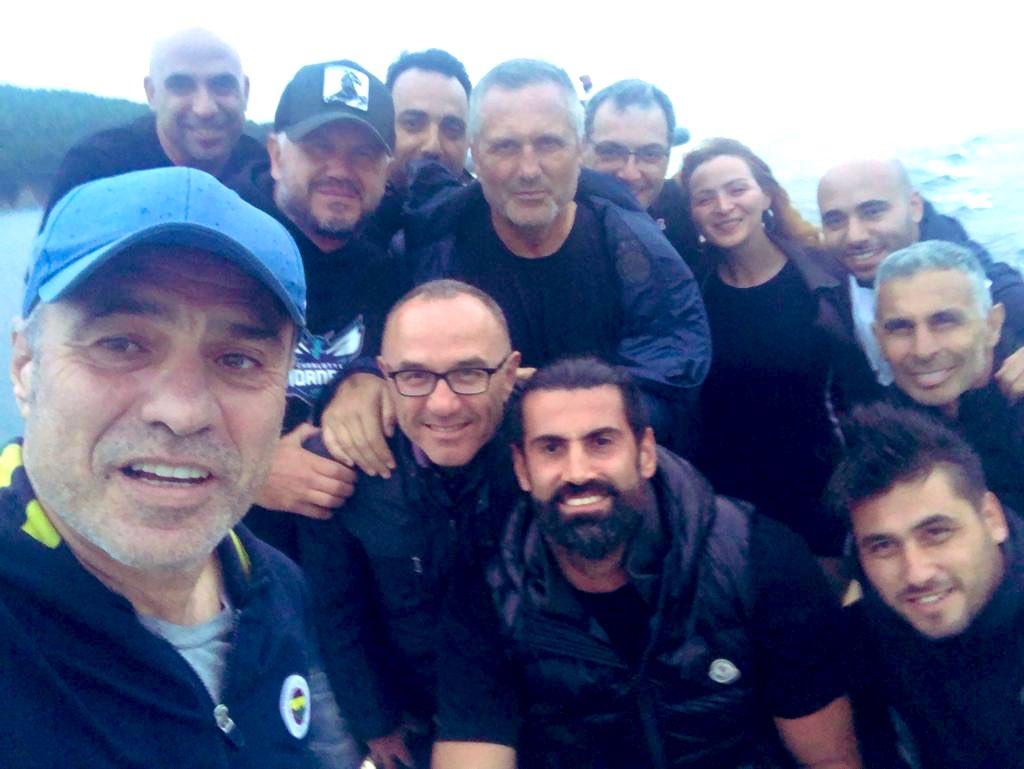 Mutluluk Fenerbahçe'de olmaktır...