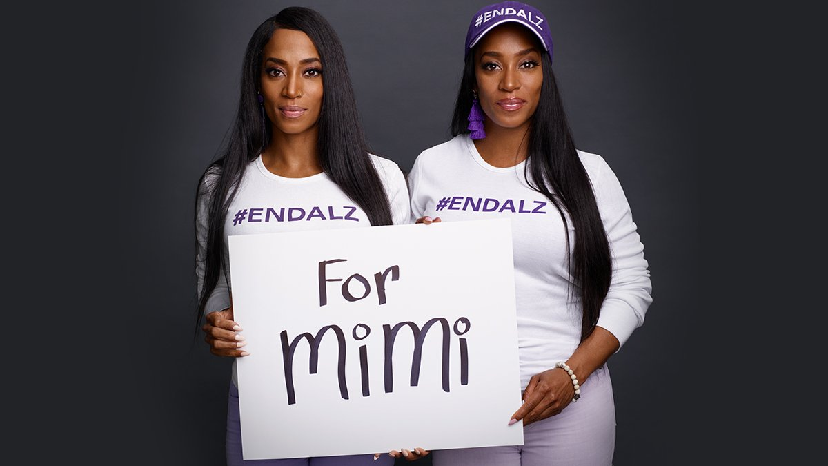 Sending warm birthday wishes to #ENDALZ athletes and Celebrity Champions, @mikimango and @Lisabarber80 today! Thank you both for showing up in the fight to end Alzheimer's in honor of Mimi.