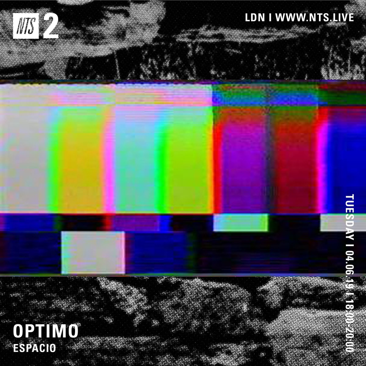 In the safe hands of @OptimoMusic for the next two hours, with music from Free Love, Peter Zummo & lots more: nts.live/2