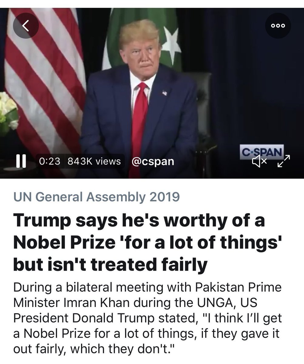 Are you kidding me. The only thing this man deserves is to have his ass kicked out the back door of the White House and locked up. Should be prosecuted with crimes against humanity. He is destroying the US. Worst Pres ever!!!!!