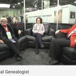 Image for the Tweet beginning: Great Rootstech memories. @geniaus and