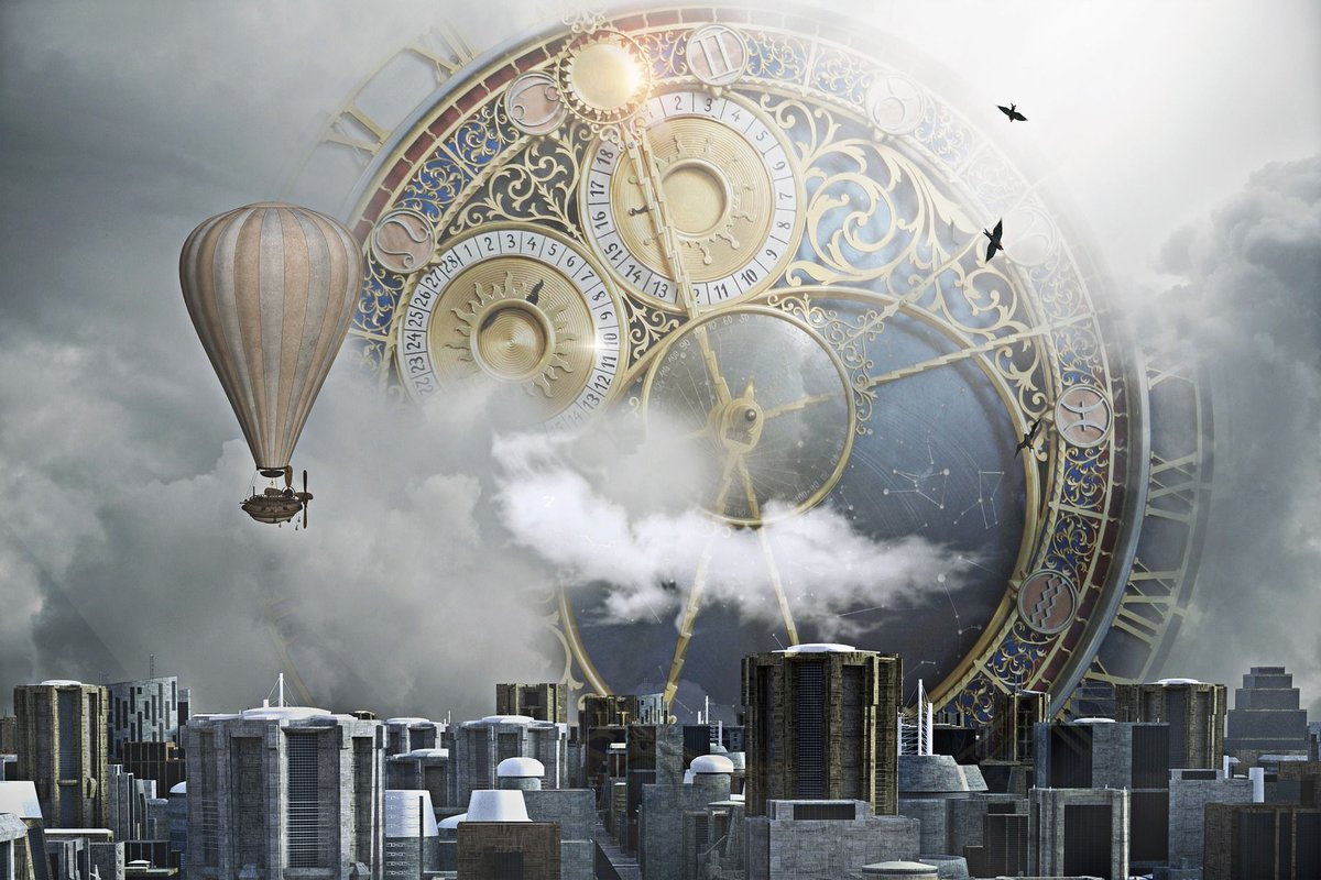 My Daily #Steampunk ⚙️ #Geek 🤓 #Space 🚀 #SamaCollection 🗞️ of Tweets with @SkipPucca @Steampunk_T ⭐ Feat. @martiandiaries View More Selections 👉 https://t.co/iLWqTUIbYx