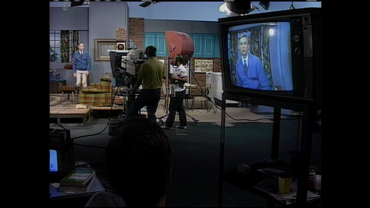 Wqed Pittsburgh On Twitter In 1987 Rickaroundhere Interviewed Fred Rogers For The Wqed Special Our Neighbor Fred Rogers A Significant Portion Has Never Been Seen Until Now The Next Nebby Special