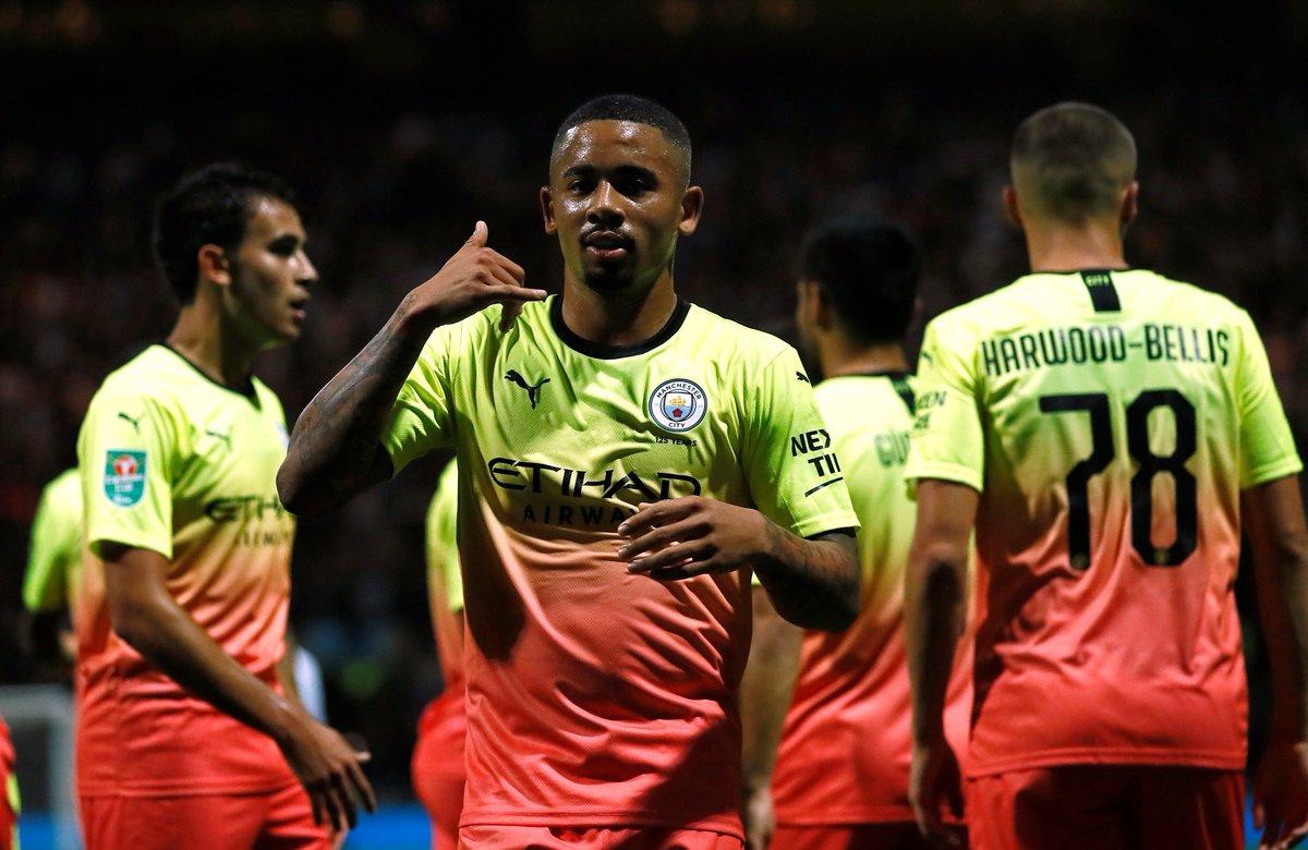 Video: Preston North End vs Manchester City Highlights