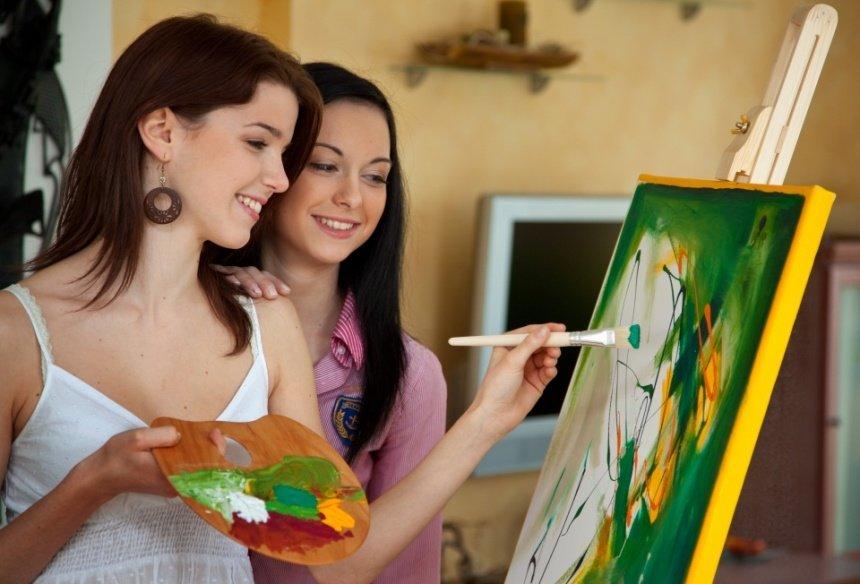 Картинки для художников 10 лет, лет юбилей