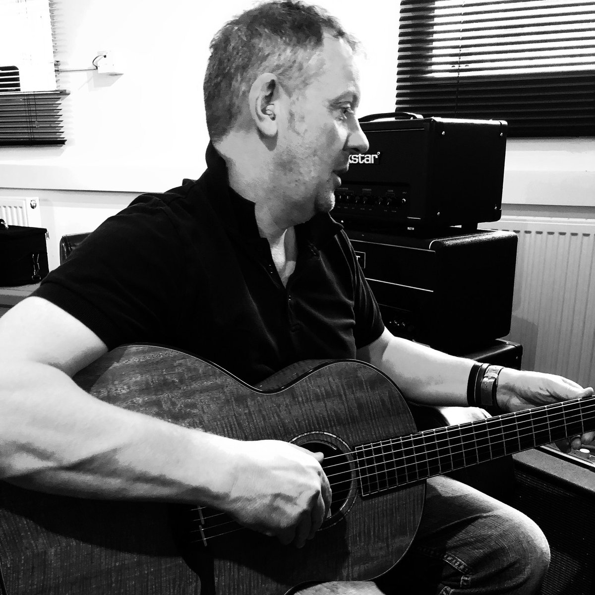 Great session today with Russ Graves! #Bradford #bradfordmusic #bradfordmusicscene #Leeds #leeds #leedsmusic #leedsmusicscene #singersongwriter #Yorkshire