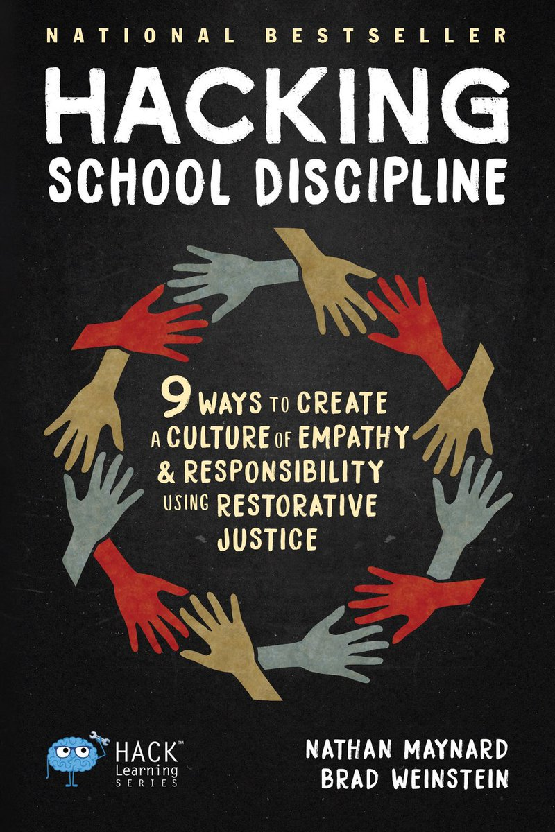 Thanks to your support, Hacking School Discipline is officially a national bestseller! #HackingSchoolDiscipline