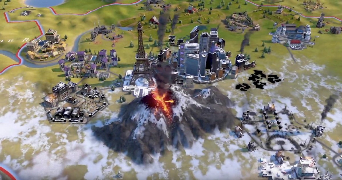 Civilization VI is coming to the PS4