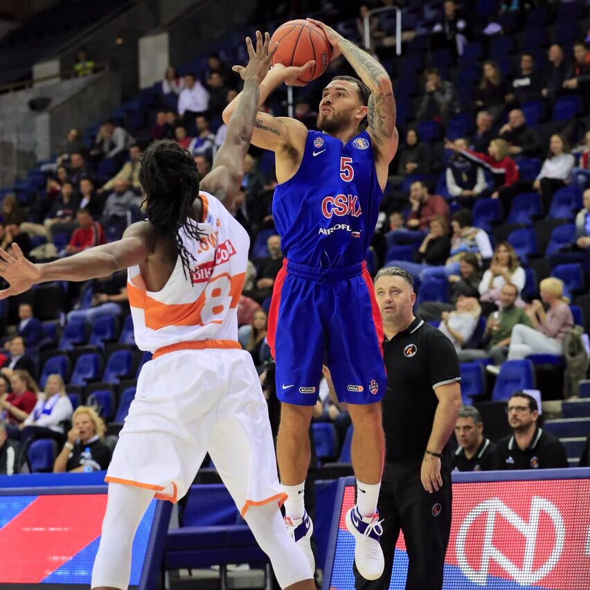 Image result for mike james cska