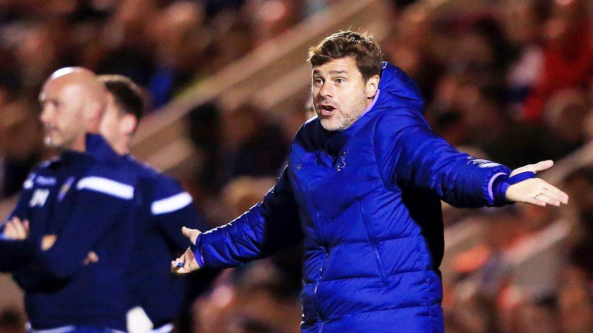 Tottenham foi eliminado nos penáltis pelo Colchester, da quarta divisão, na terceira ronda da Taça da Liga.