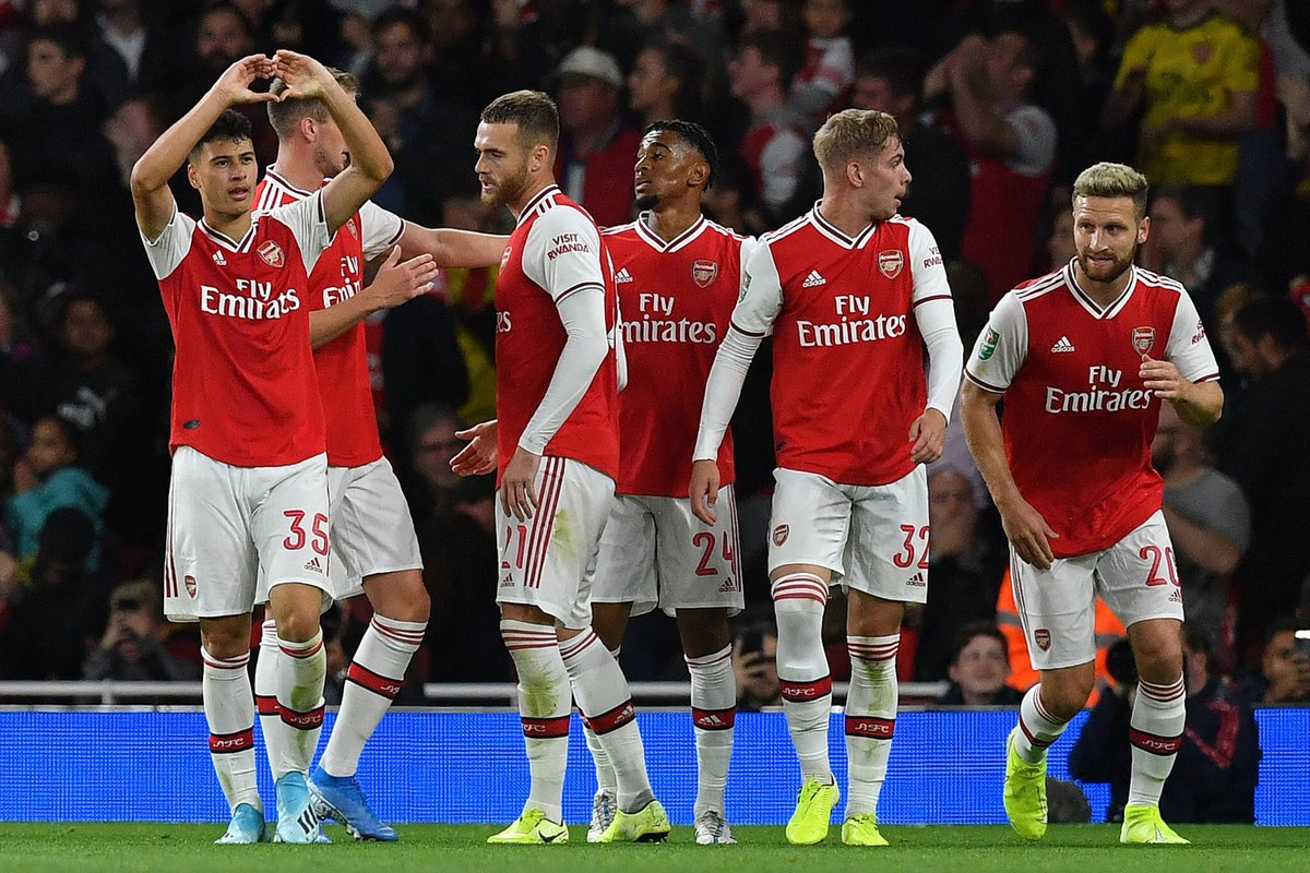 Video: Arsenal vs Nottingham Forest Highlights