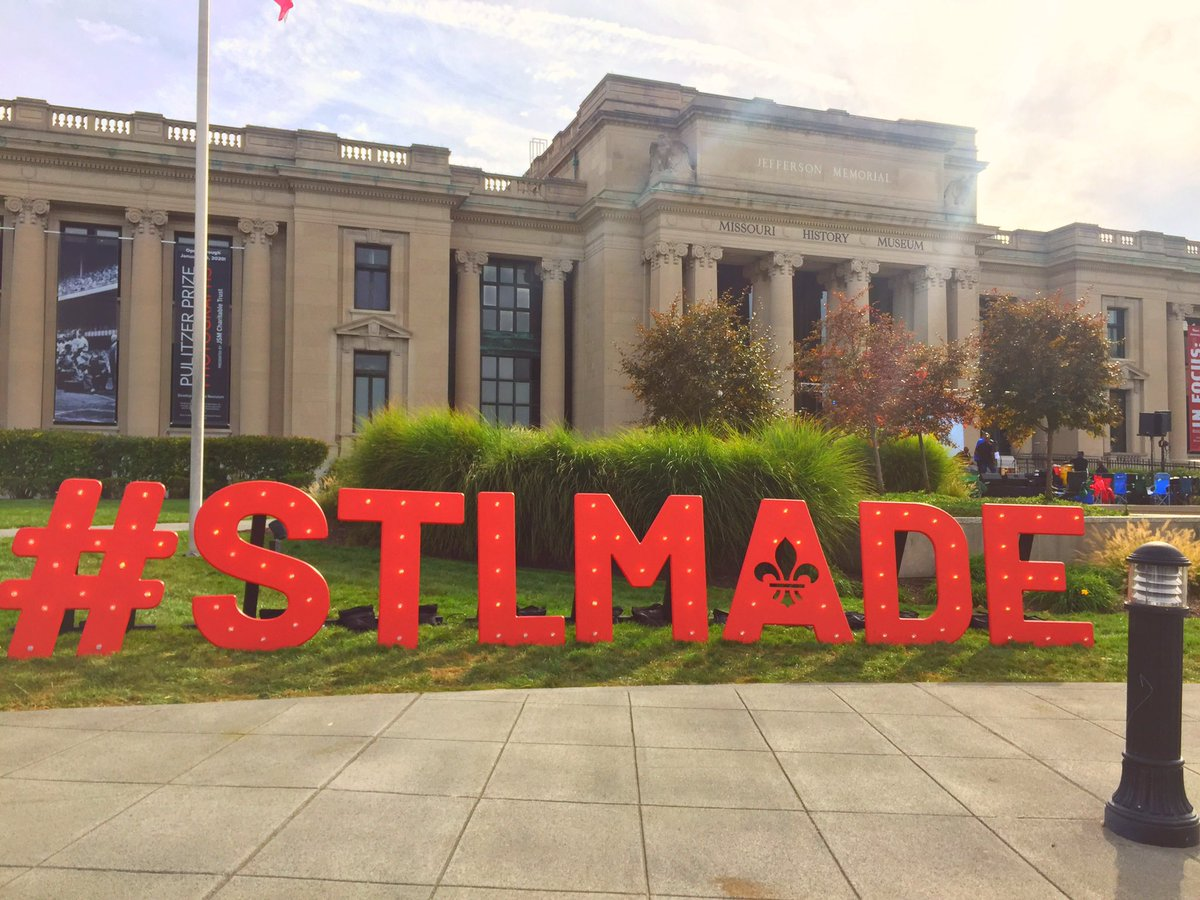 The last #STLMade #TwilightTuesday of the year is tonight at the @mohistorymuseum. Make sure to stop by, grab some local food and enjoy the Earth Wind and Fire tribute band. 🎶