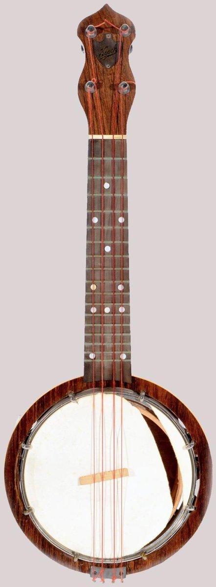 keech type g banjo ukulele